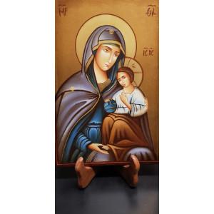 Icona Madonna con bambino