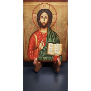 Icona Cristo Pantocrate