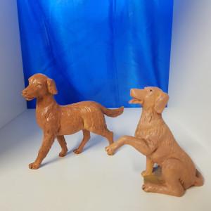 Coppia di cani cm 30