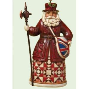 British Santa